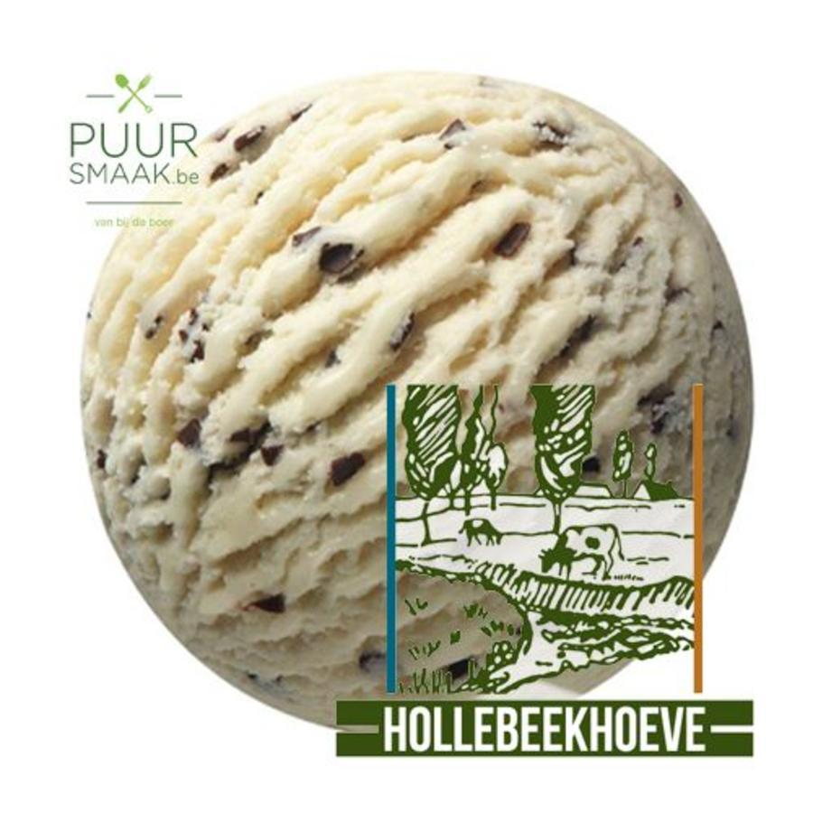 Stracciatella ijs Hollebeekhoeve Kruibeke-1