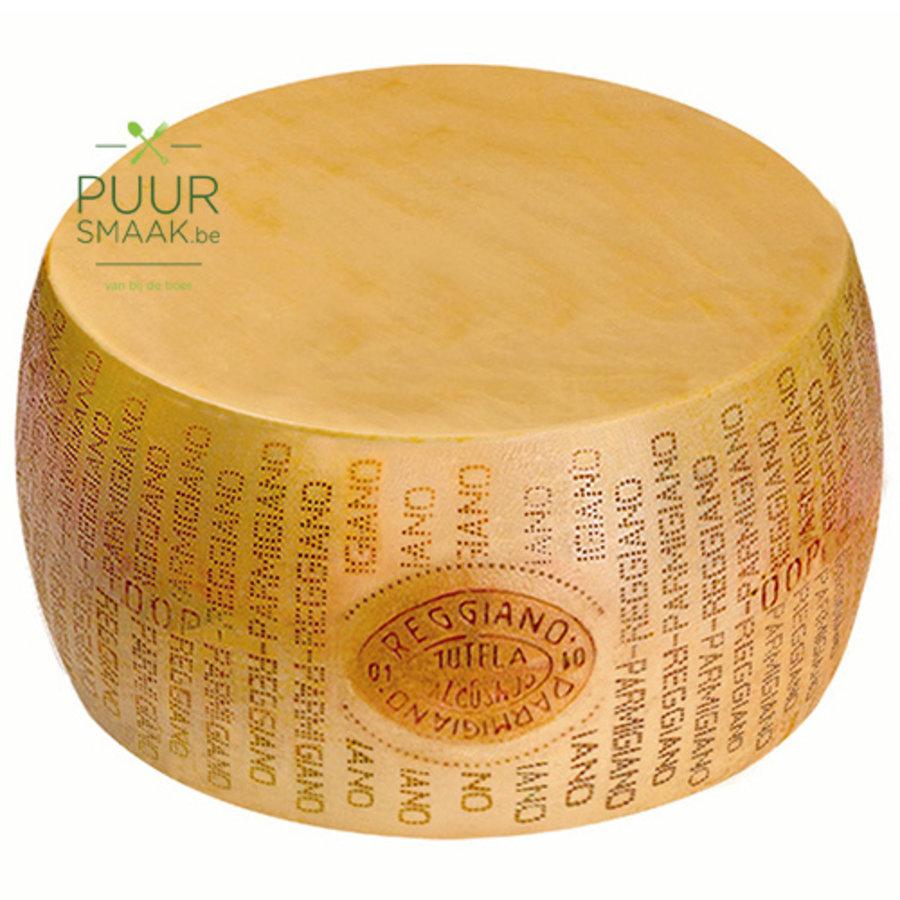 Parmigiano Reggiano BIO gemalen 22 maand-2