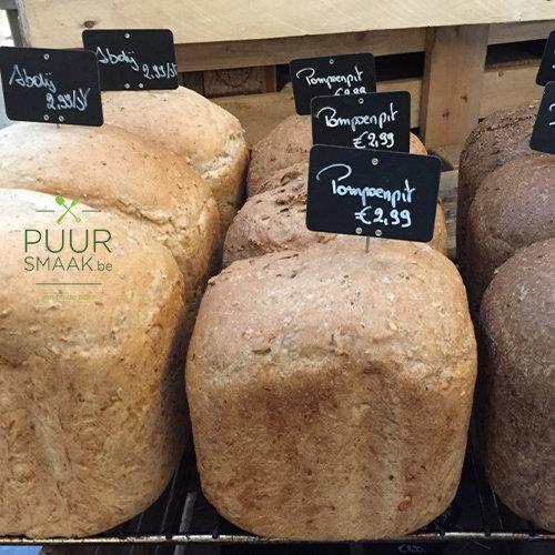 Meergranen brood 1kg vers gebakken