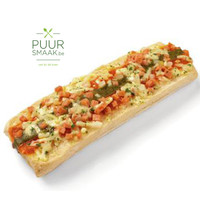 Ciabatta Pizza 180gr  (diepvries)