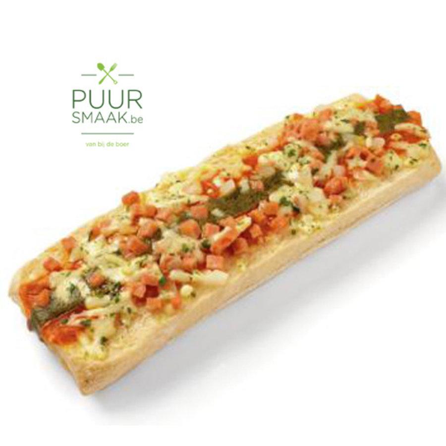 Ciabatta Pizza 180gr  (diepvries)-1