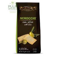 Apero Schrocchi Laureiri  olijf