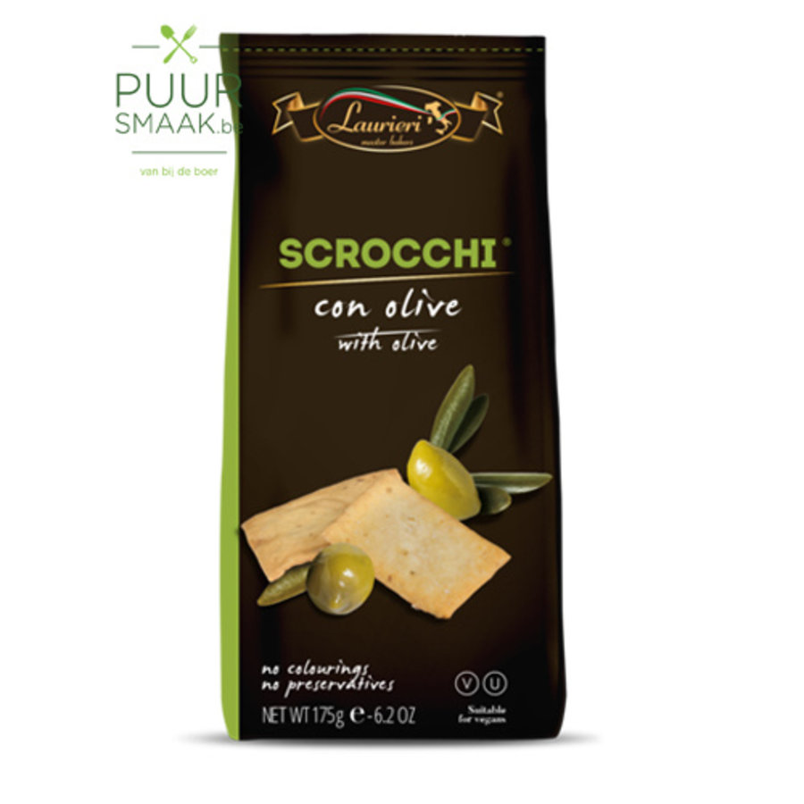 Apero Schrocchi Laureiri  olijf-1