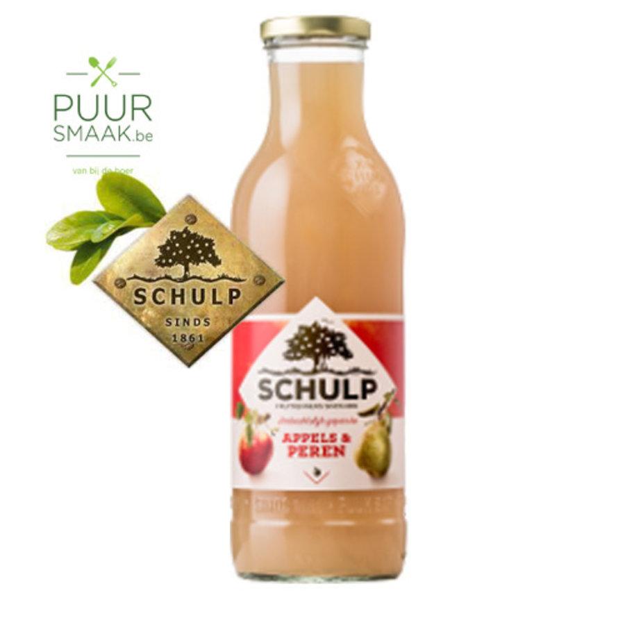 Sap van appel en peer De Schulp-1