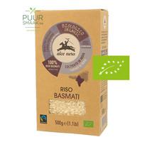 Basmati Rijst Bio en Fairtrade  Alce Nero