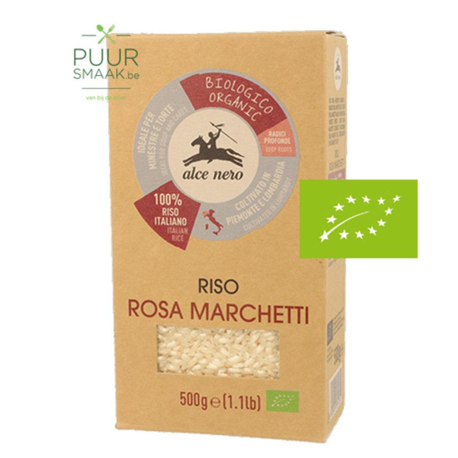 Rosa Marchetti Rijst Bio  Alce Nero-1