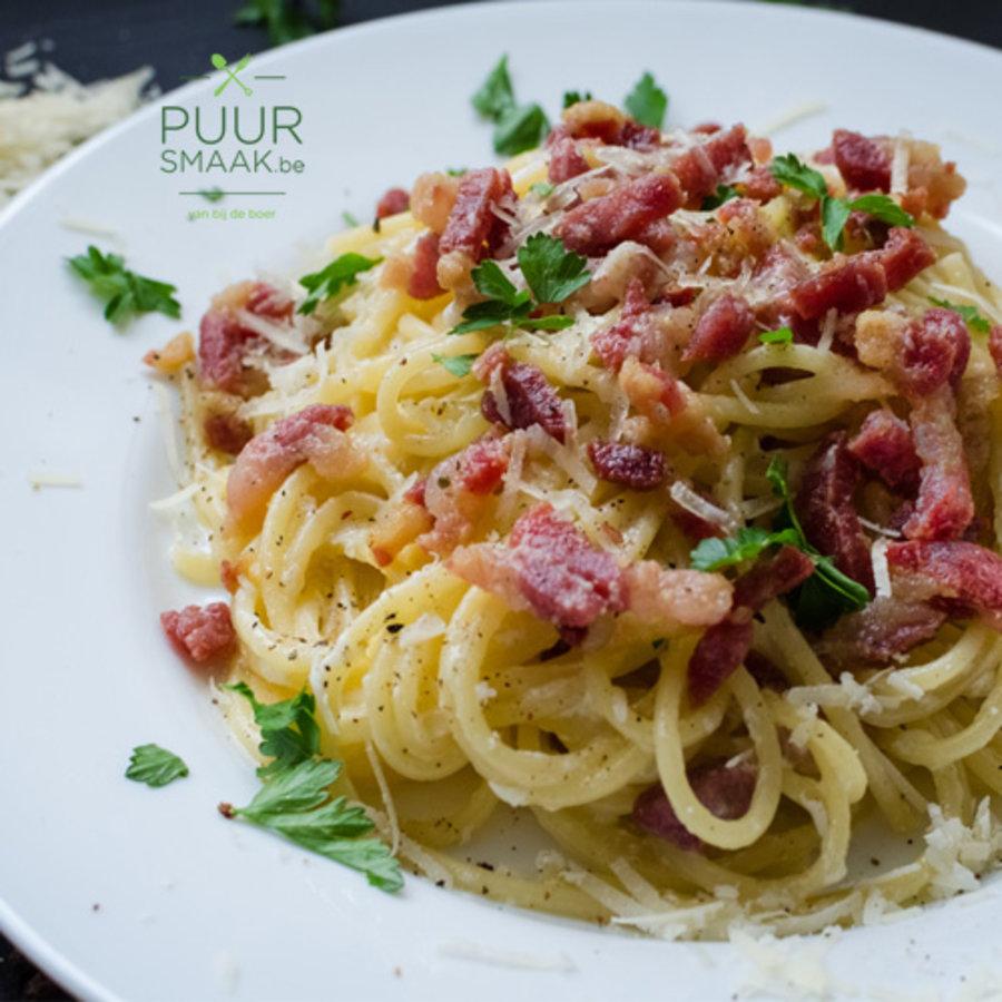 Pasta Carbonara pakket DIY-1