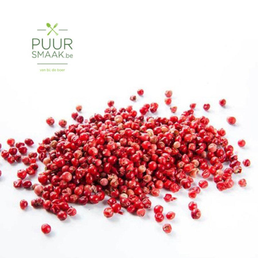 Roze peper vers-1