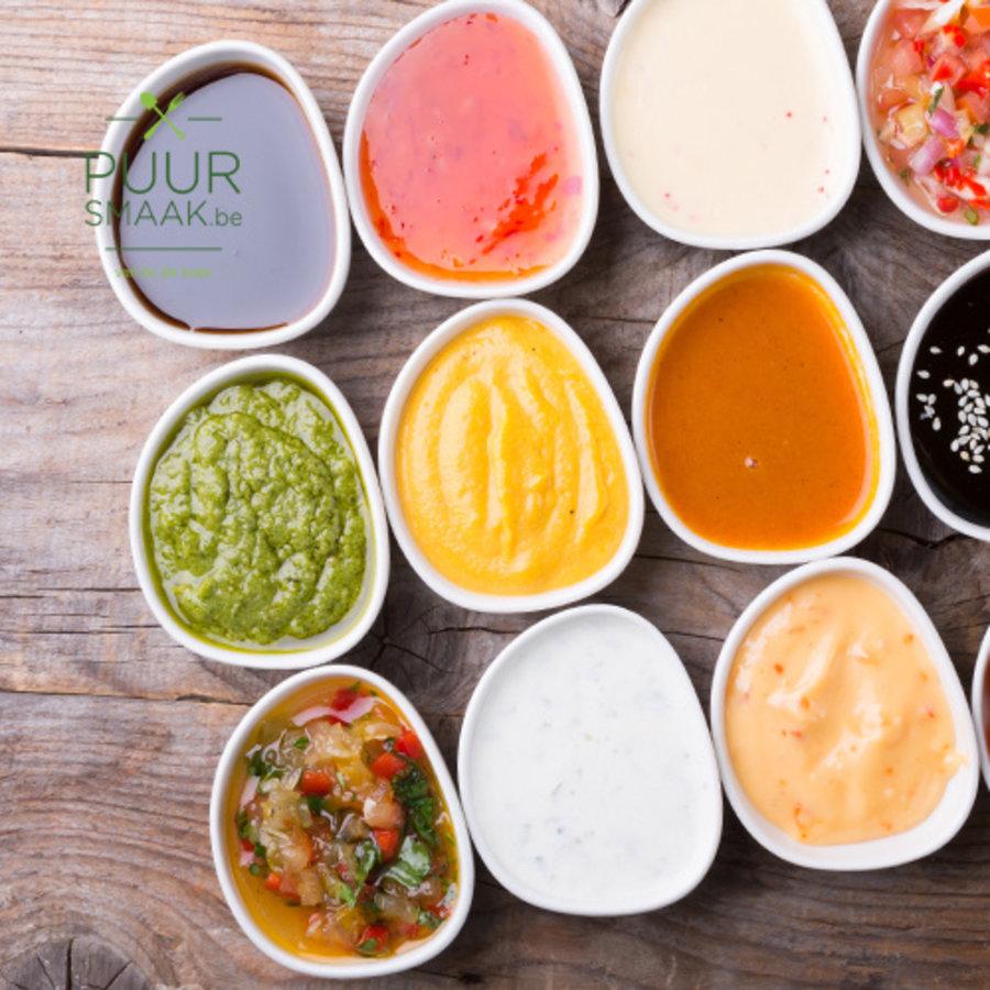Verse sauzen uit de keuken van Puur Smaak-1