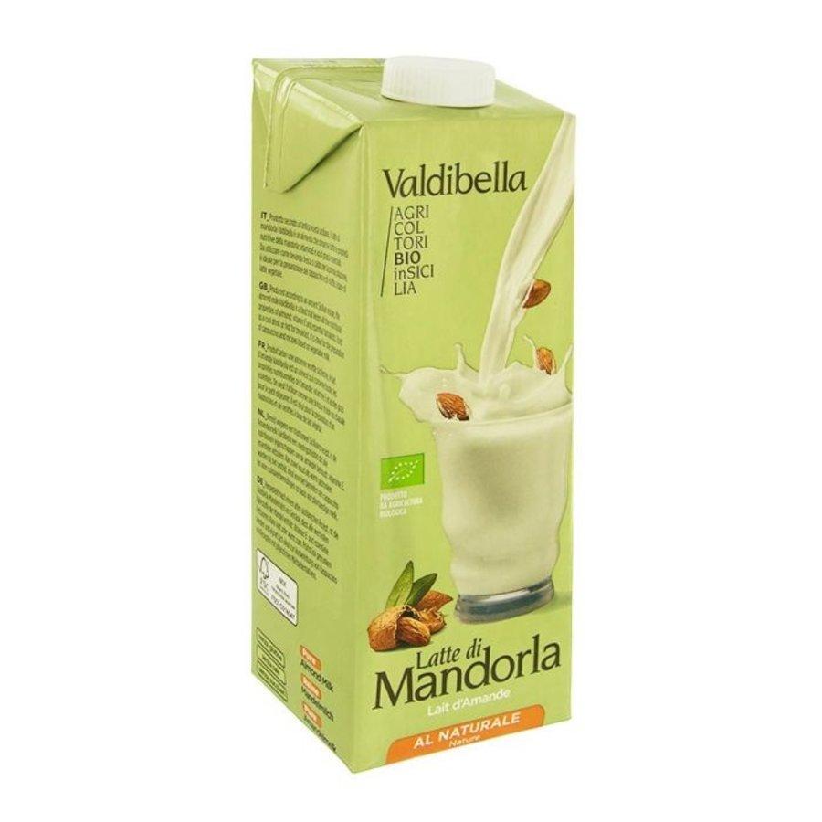 Amandelmelk Bio (Latte di Mandorla)-1