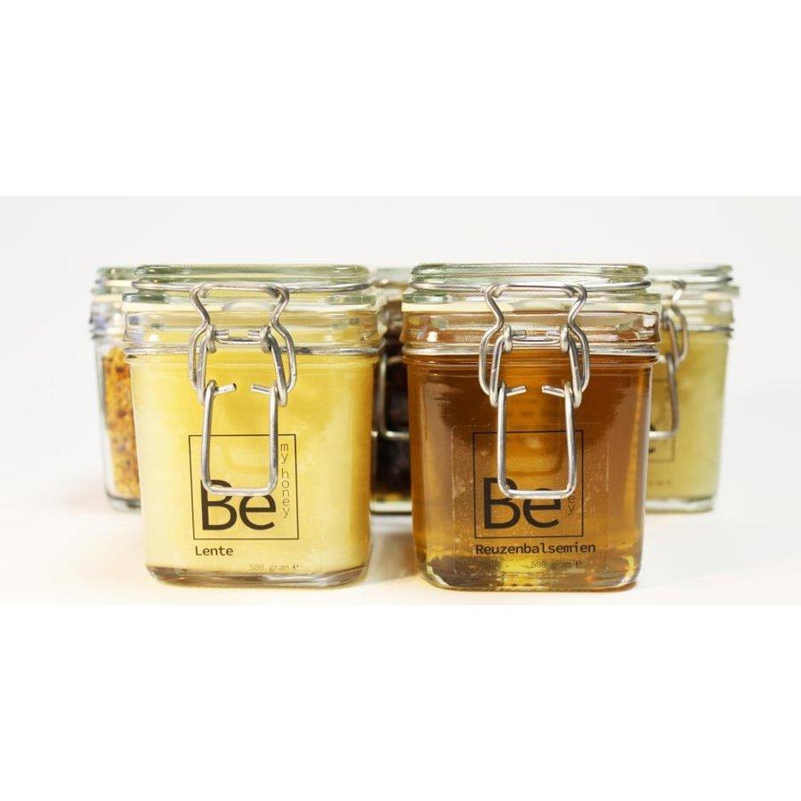 Be my Honey vaste koolzaadhoning-1