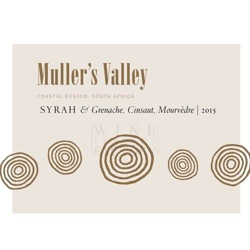 MAN Muller's Valley Red