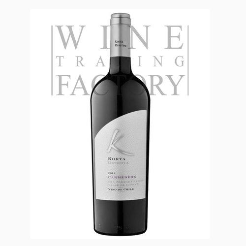 Korta Winery Gran Reserva Carmenere