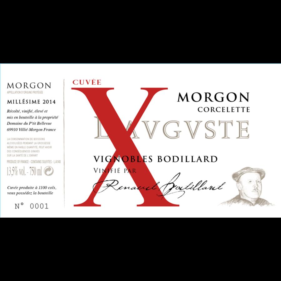 Morgon Cuvée Auguste X-1