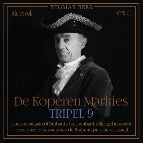 Koperen Markies Tripel 9