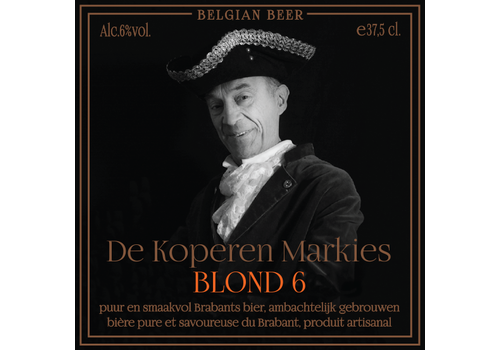 Koperen Markies Blond 6
