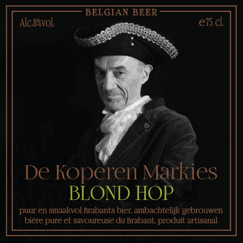 Koperen Markies Blond Hop