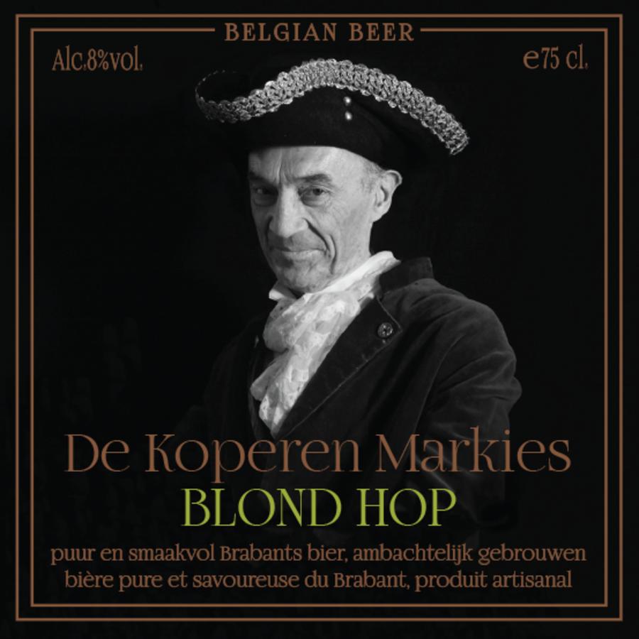 Koperen Markies Blond Hop-1