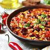 Chili con carne uit eigen keuken
