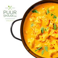 Hoevekip Curry