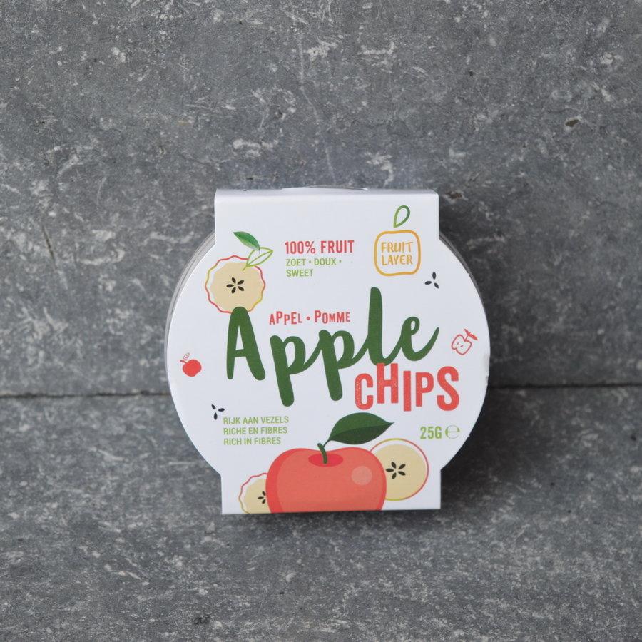 Gedroogde appelschijfjes Jonagold-1