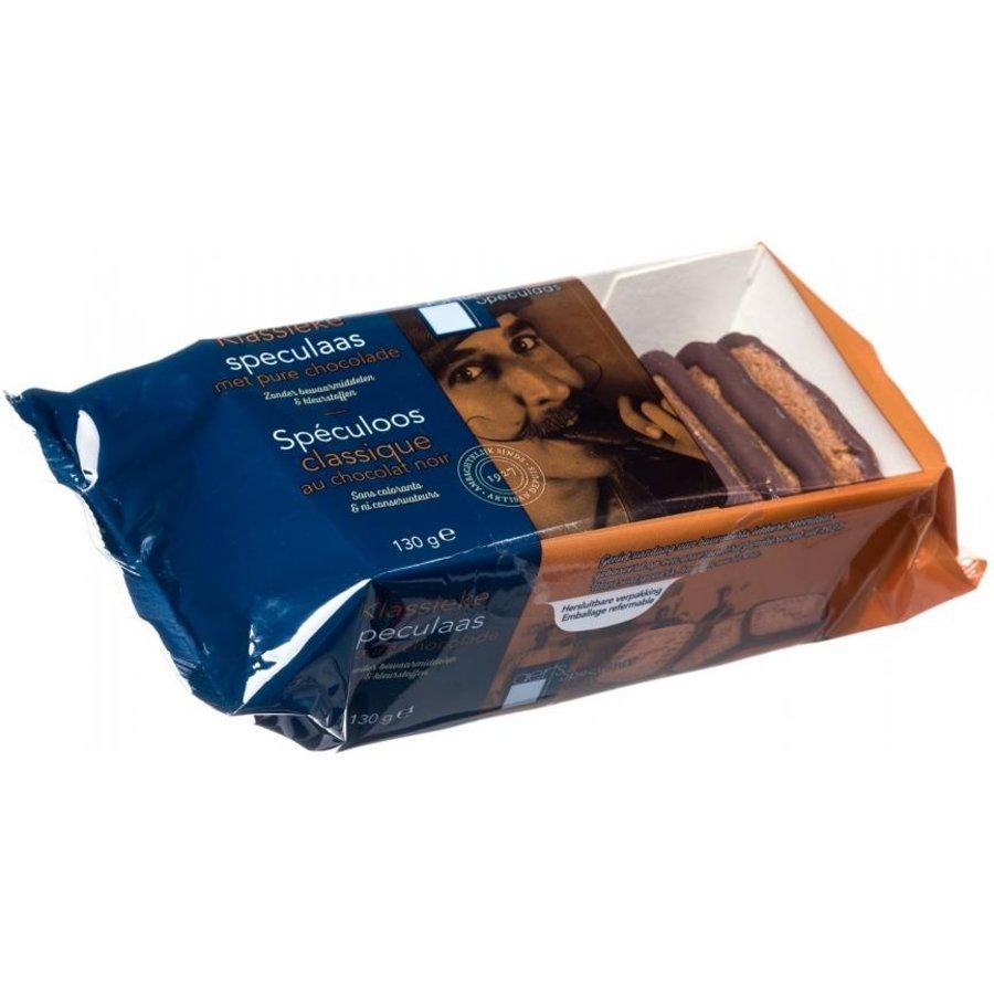 Speculaas met chocolade rand van Aerts uit Lokeren-1