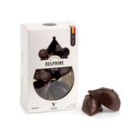 Chocolade muis zwart praliné Verleye chocolaterie