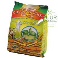 Crunchy sticks pesto genovese