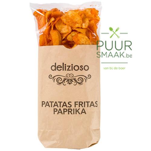 Patatas Fritas Delizioso Paprika