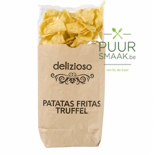 Patatas Fritas Delizioso Truffel