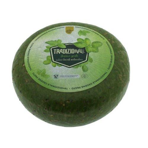 Oudendijk Groene Pestokaas