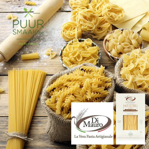 Ambachtelijke pasta di Mauro