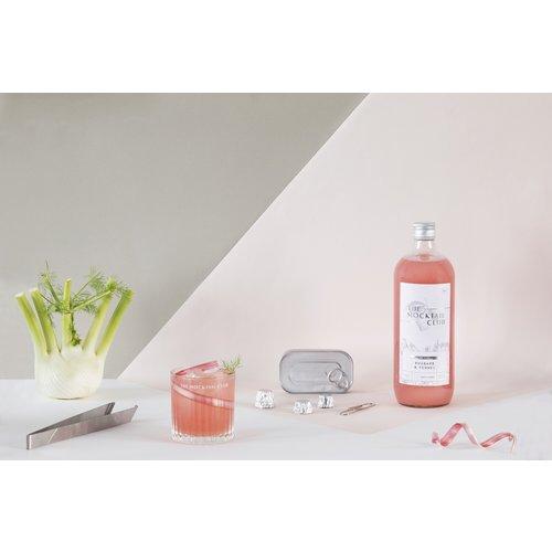 Rhubarb & Fennel Mocktail