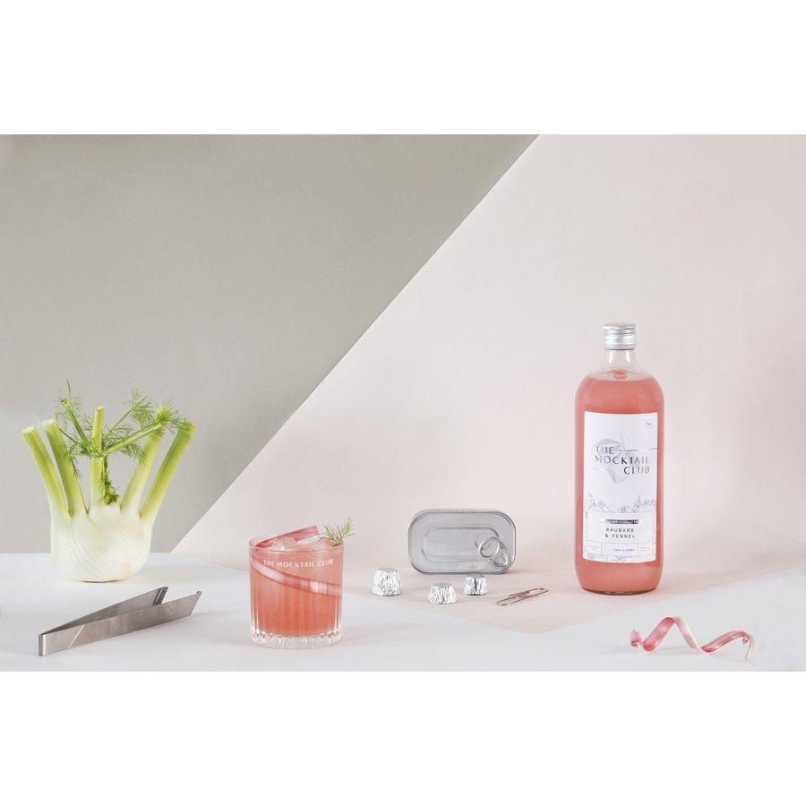 Rhubarb & Fennel Mocktail-1