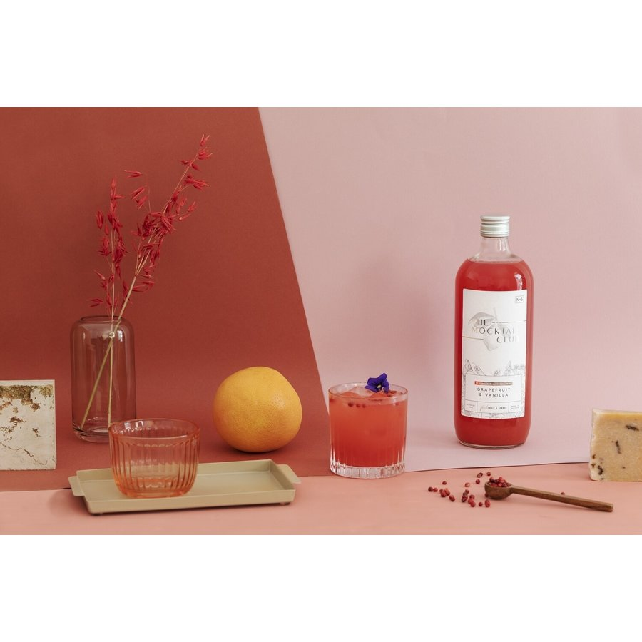 Grapefruit & Vanilla Mocktail-1