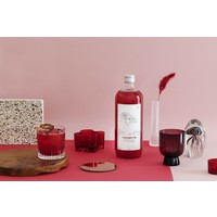 Raspberry & Lavender Mocktail
