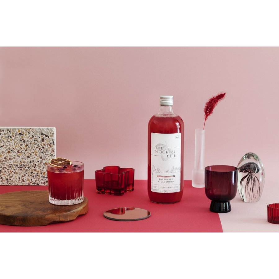 Raspberry & Lavender Mocktail-1