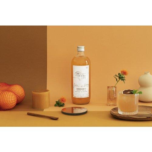 Green tea & Orange blossom Mocktail