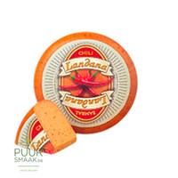 Sambal en Chili kaas