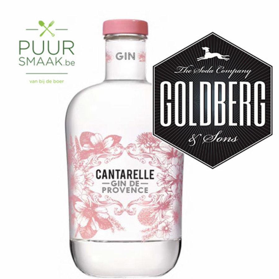 Gin Cantarelle met gratis tonic-1