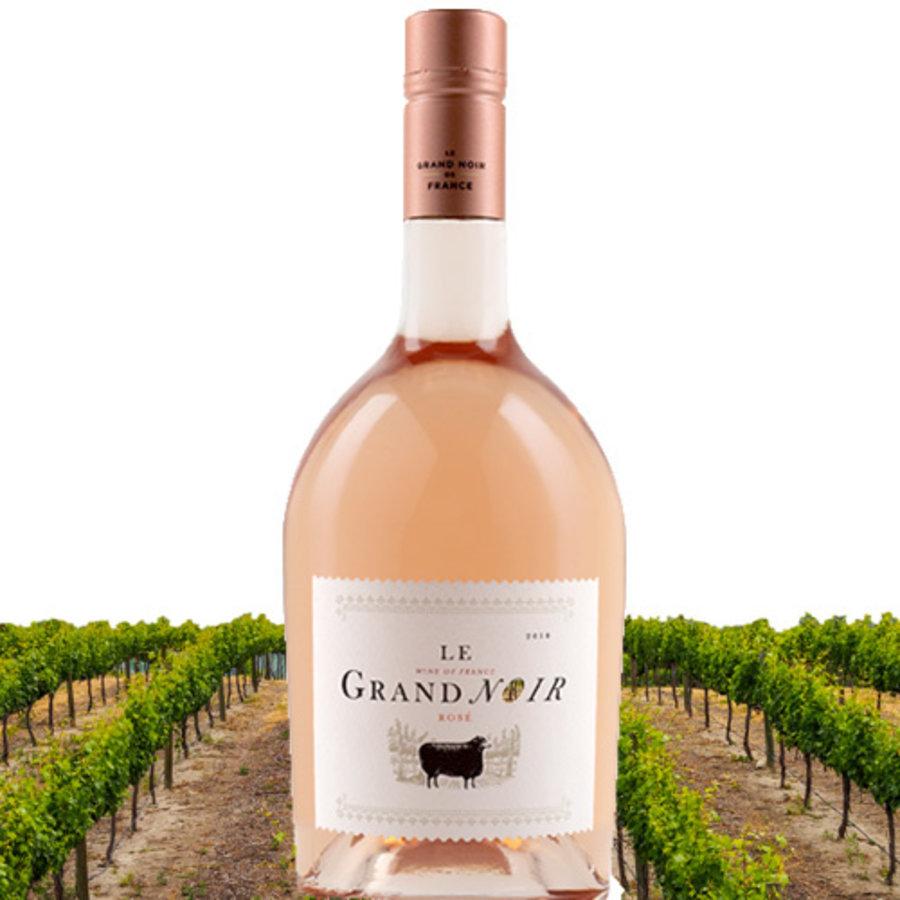 Le Grand Noir Rosé 5+1 of 19+5 gratis-1
