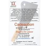 'SdL' Cadeaubon
