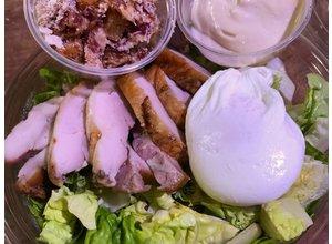 Salade van de dag