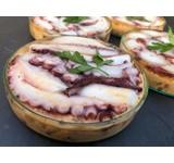 Pulpo a la gallega/chorizo/aardappelsalade