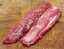 Varkenshaas van het Ibérico-varken
