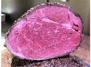 Origineel Japans Wagyu rosbief (vleeswaren)