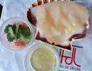 Coquille ceviche/tijgermelk/ rode ui/zoete aardappel