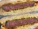 Katsu sando wagyu (Japanse sandwich wagyurund)