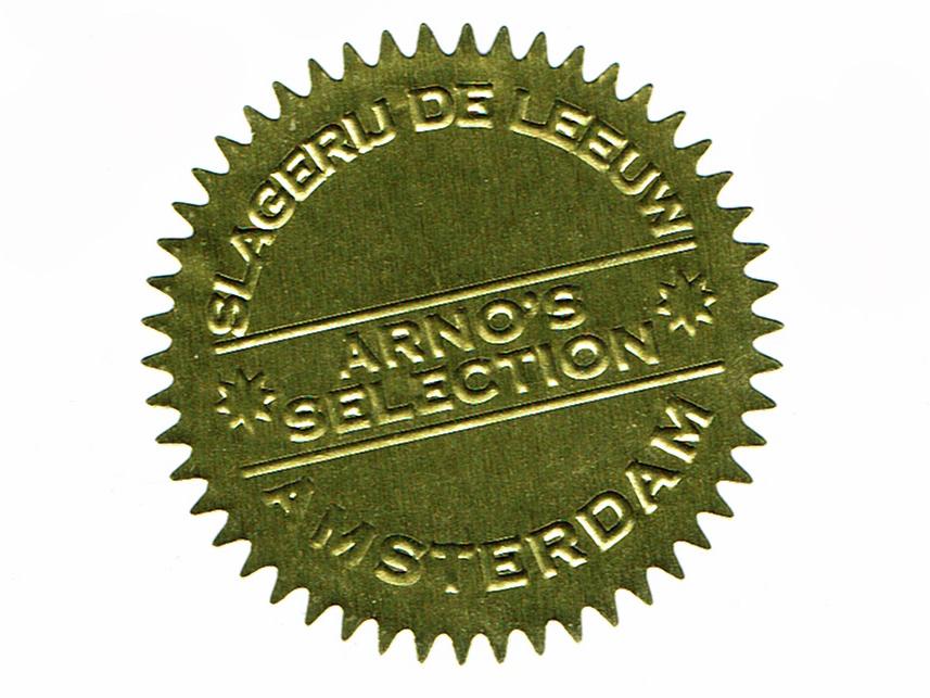 Arno's selection Slagerij De Leeuw