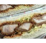Katsu sando EKO bio kippendij  (Japanse sandwich)